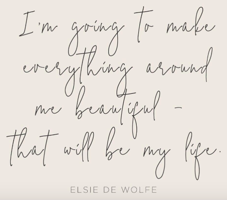 Else Wolfe Quote